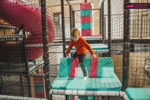 Soft Play Games at Freedog Bristol